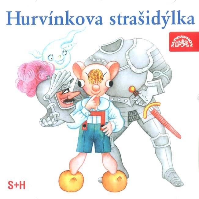 Hurvínkova strašidýlka (CD) - mluvené slovo