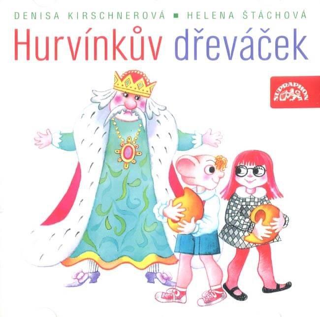Hurvínkův dřeváček (CD) - mluvené slovo