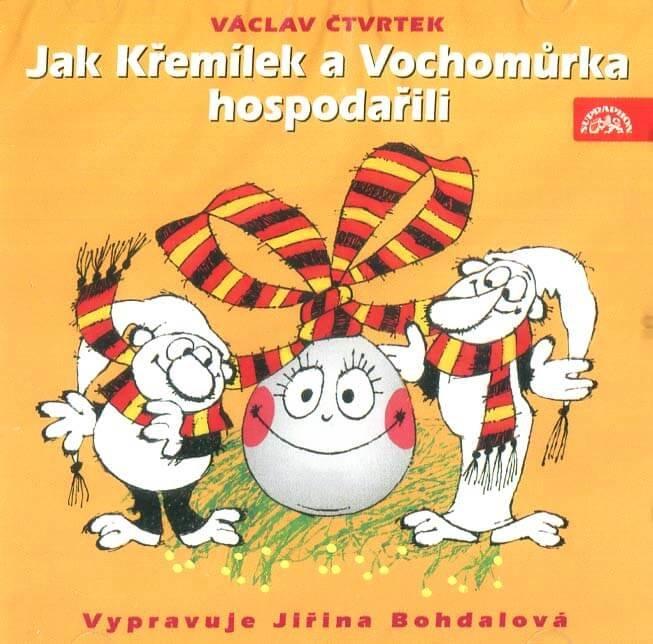 Jak Křemílek a Vochomůrka hospodařili (CD) - audiokniha