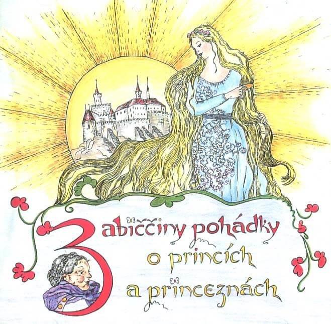 Babiččiny pohádky o princích a princeznách (CD) - audiokniha