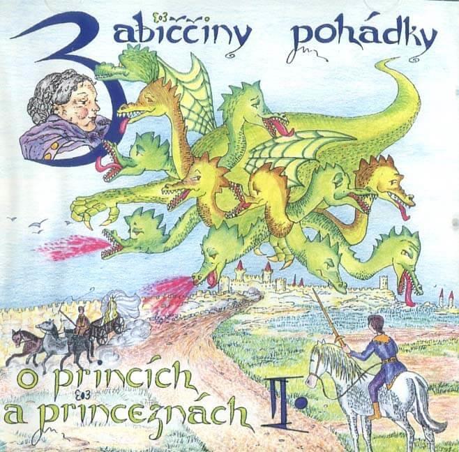 Babiččiny pohádky o princích a princeznách 2 (CD) - audiokniha