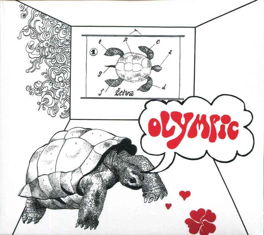 Olympic: Želva (CD)