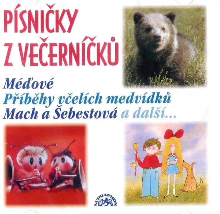 Písničky z Večerníčků (CD)