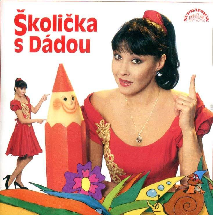Dagmar Patrasová: Školička s Dádou (CD)