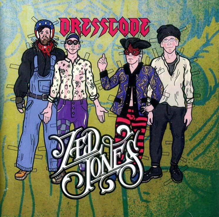 Zed Jones: Dresscode (CD)