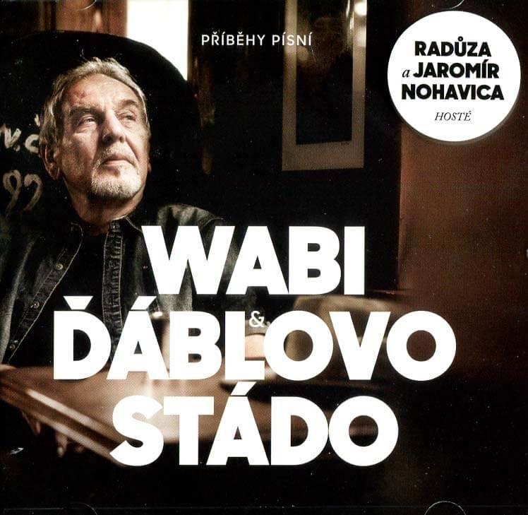 Wabi Daněk, Ďáblovo stádo: Příběhy písní (CD)