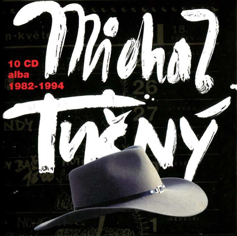 Michal Tučný: Alba 1982-1994 kolekce (10 CD)