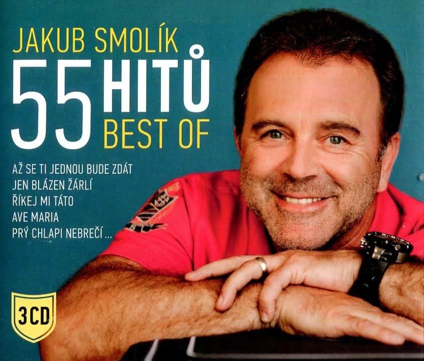 Jakub Smolík: 55 hitů - Best Of (3 CD)