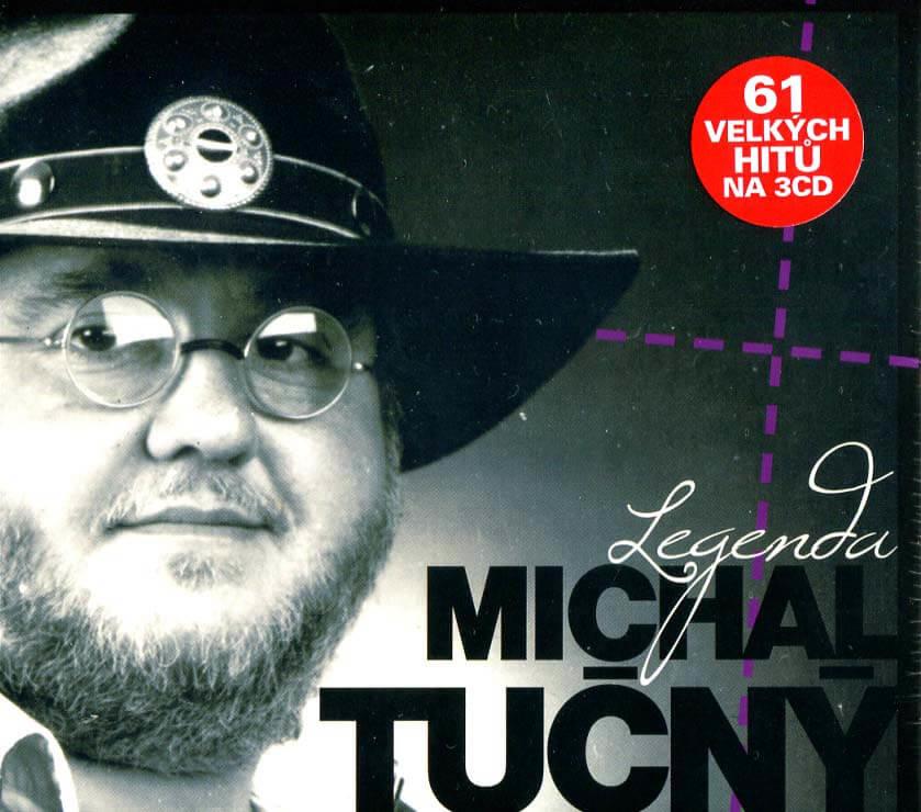 Michal Tučný: Legenda - Zlatá kolekce (3 CD)