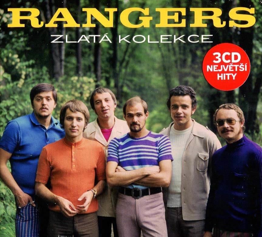 Rangers (Plavci) - Zlatá kolekce (3 CD)