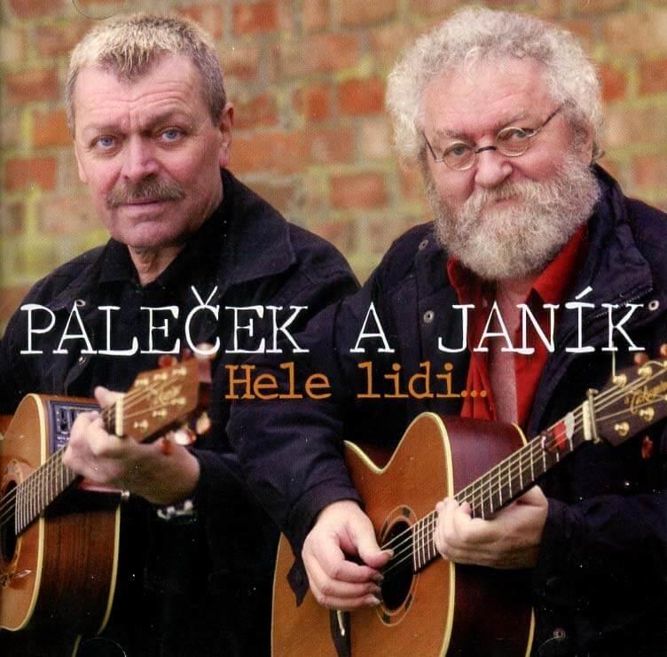 Miroslav Paleček, Michael Janík: Hele, lidi (2 CD)