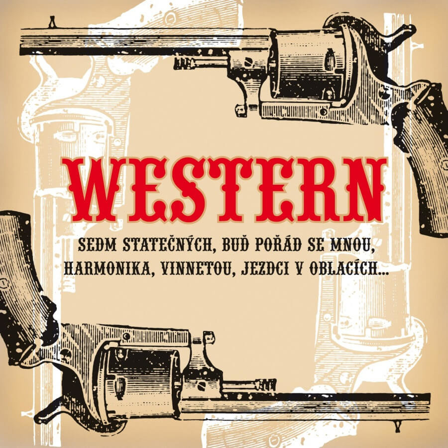 Western Poklad na stříbrném plátně (CD)