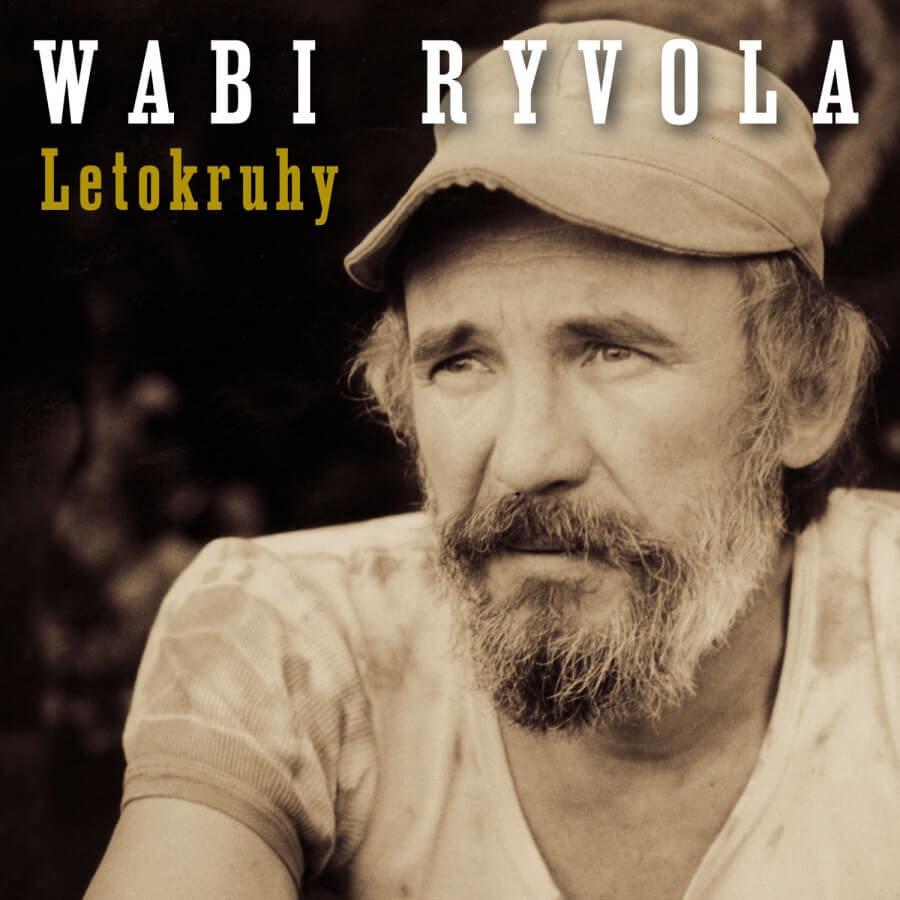 Jiří Wabi Ryvola: Letokruhy (CD)