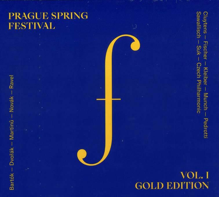 Prague Spring Festival Gold Edition Vol. I (2 CD)