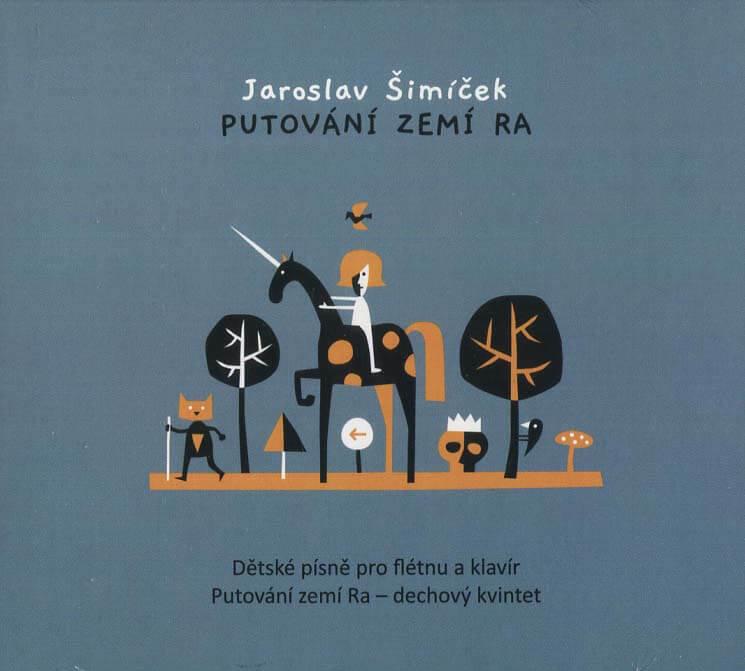 David Fárek, Jakub Dvořáček, Belfiato kvintet: Putování zemí Ra (CD)