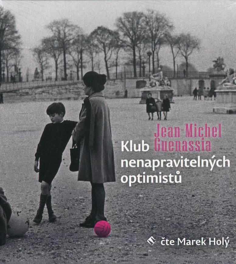 Klub nenapravitelných optimistů (2 MP3-CD) - audiokniha