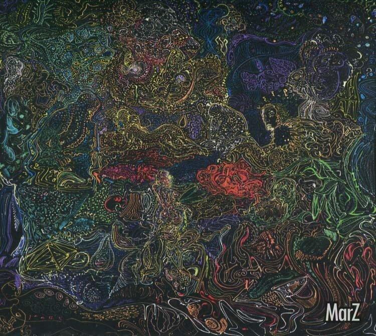 MarZ: MarZ (CD)