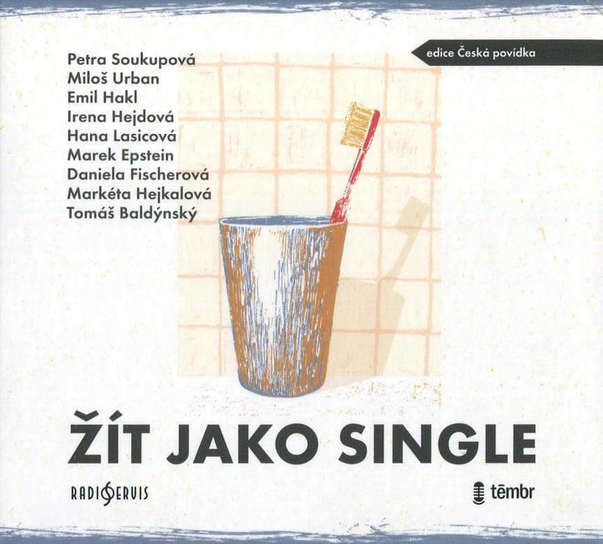 Žít jako single (MP3-CD) - audiokniha