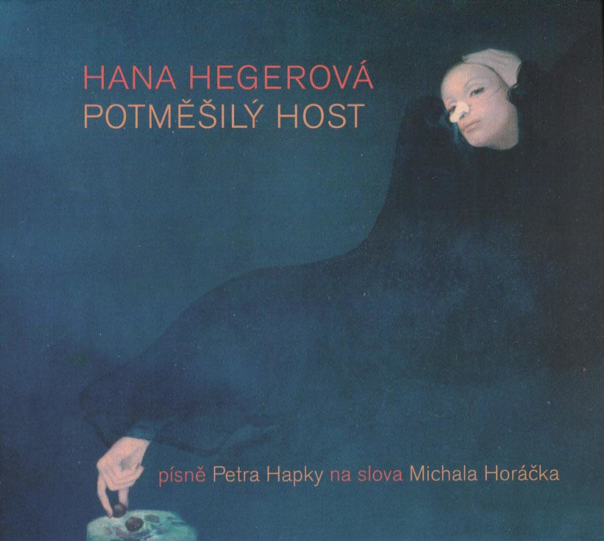 Hana Hegerová: Potměšilý host (CD)