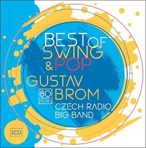 Rozhlasový Big Band Gustava Broma: Best of Swing & Pop (2 CD)