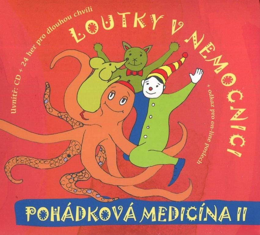 Loutky v nemocnici: Pohádková medicína 2 (CD)