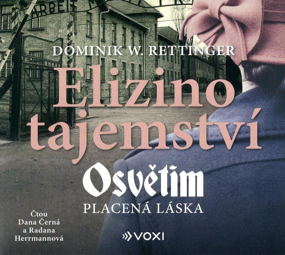 Elizino tajemství (MP3-CD) - audiokniha