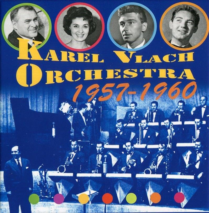 Karel Vlach Orchestra: 1957-1960 (14 CD)