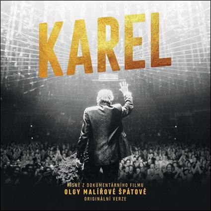 Karel Gott: Karel (2 CD) - písničky z filmu