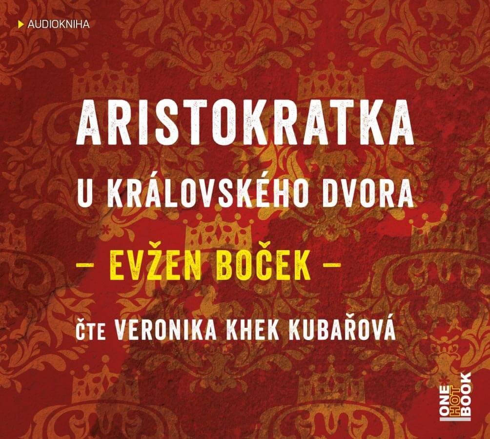 Aristokratka u královského dvora (MP3-CD) - audiokniha
