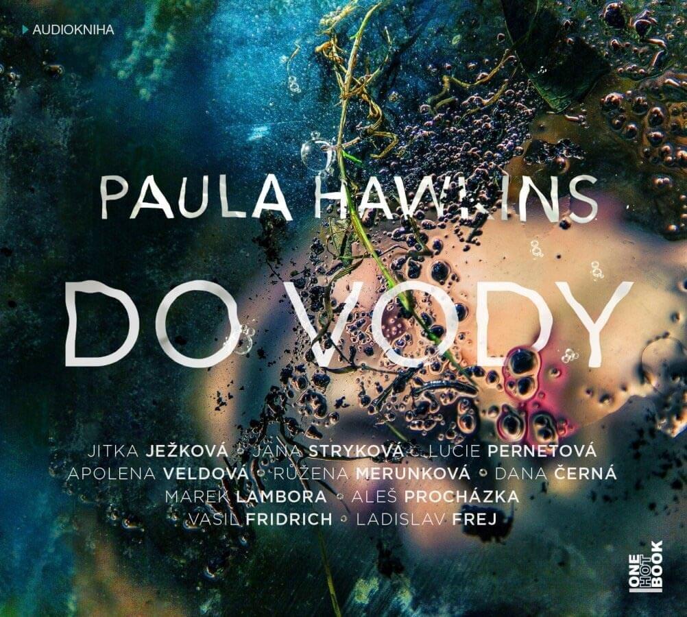 Do vody (MP3-CD) - audiokniha