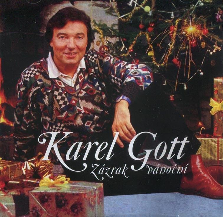 Karel Gott: Zázrak vánoční (CD)