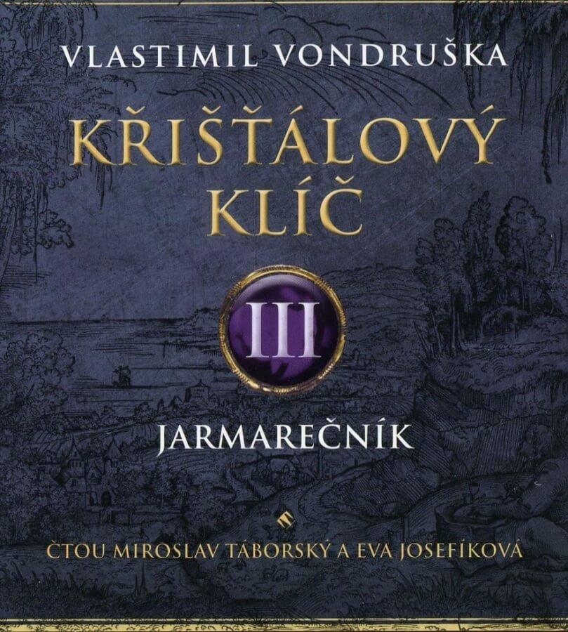 Křišťálový klíč 3 - Jarmarečník (2 MP3-CD) - audiokniha