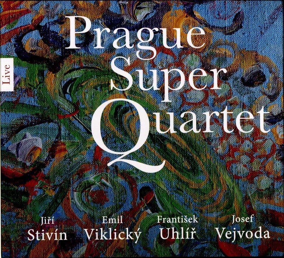 Prague Super Quartet Live (CD)