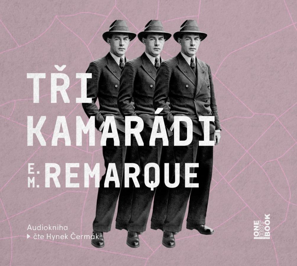 Tři kamarádi (2 MP3-CD) - audiokniha