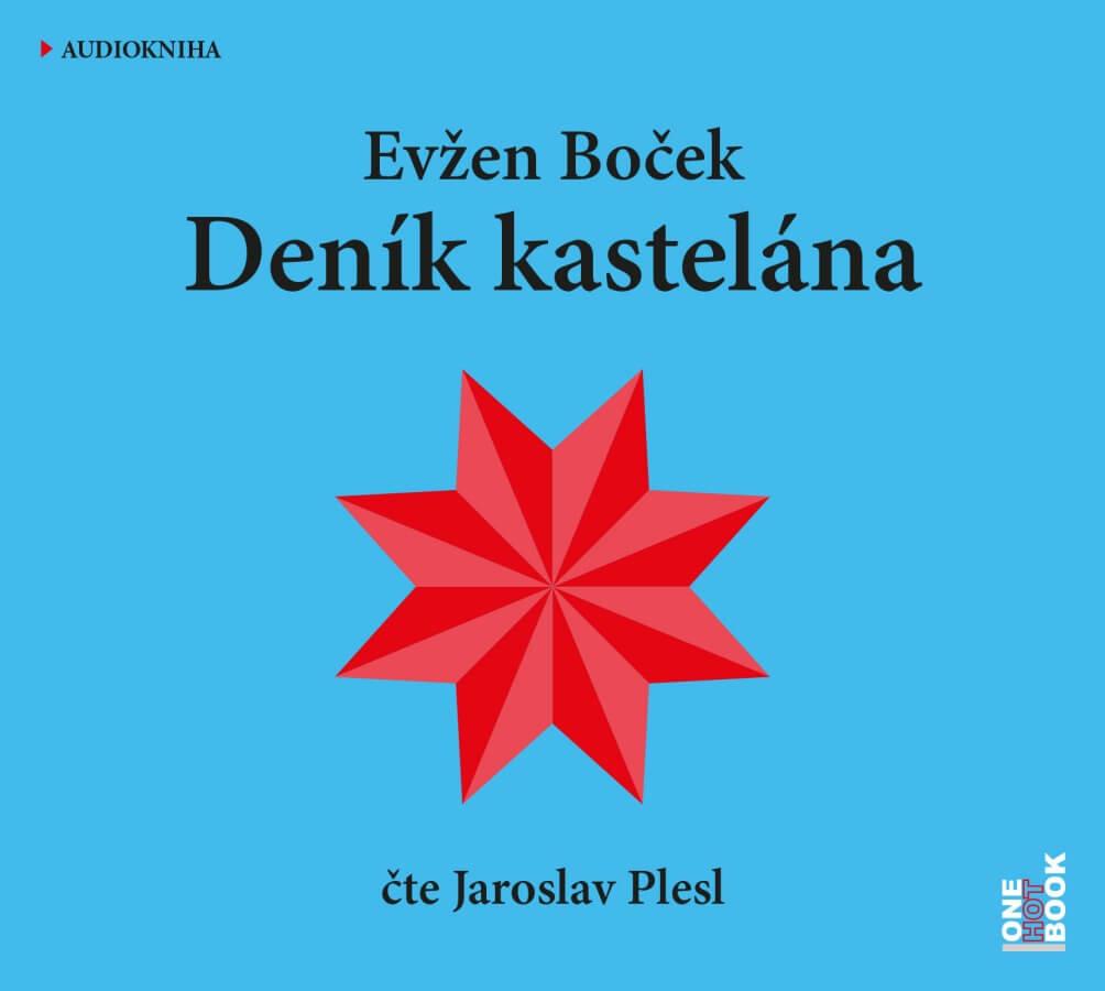 Deník kastelána (MP3-CD) - audiokniha