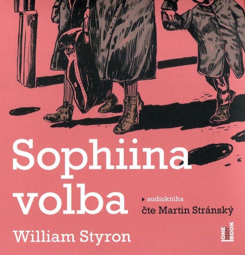 Sophiina volba (3 MP3-CD) - audiokniha