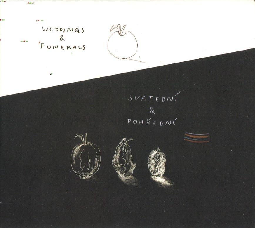 Lidová muzika z Chrástu - Svatební & pohřební (CD)