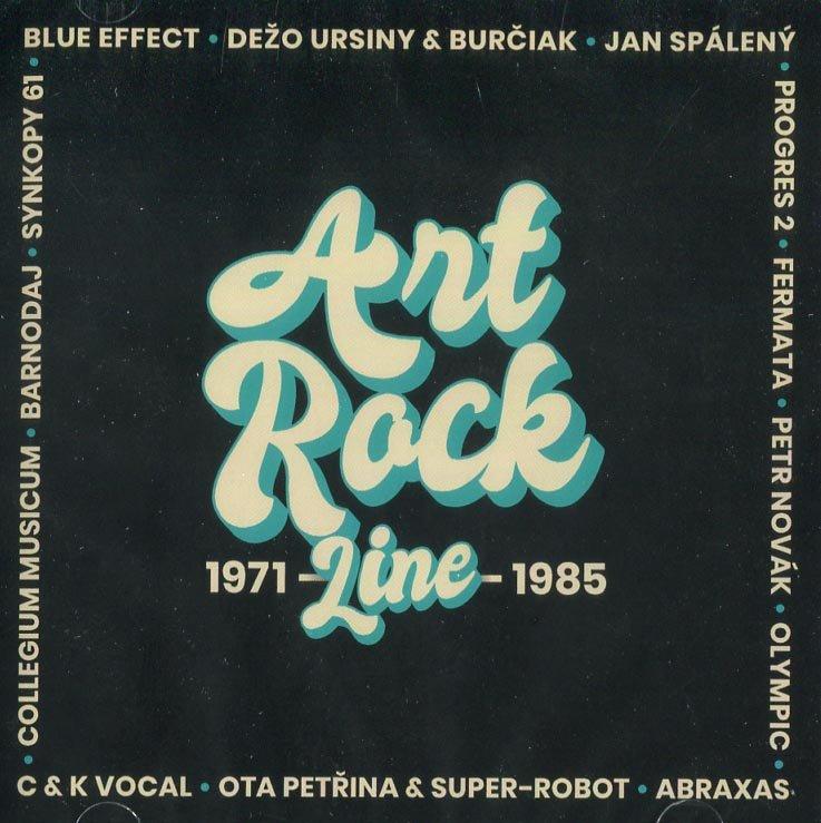 Art Rock Line 1971-1985 (2 CD)