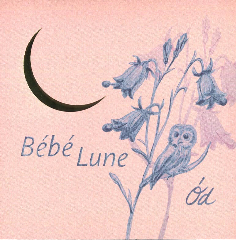 Ód - Bébé Lune (CD)