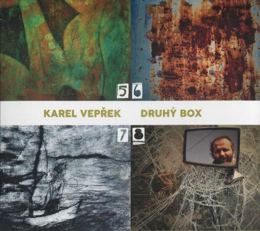 Karel Vepřek - Druhý box (4 CD)