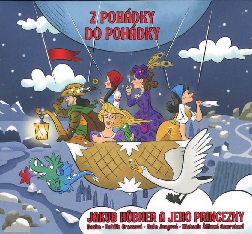Jakub Hübner - Z pohádky do pohádky (CD)