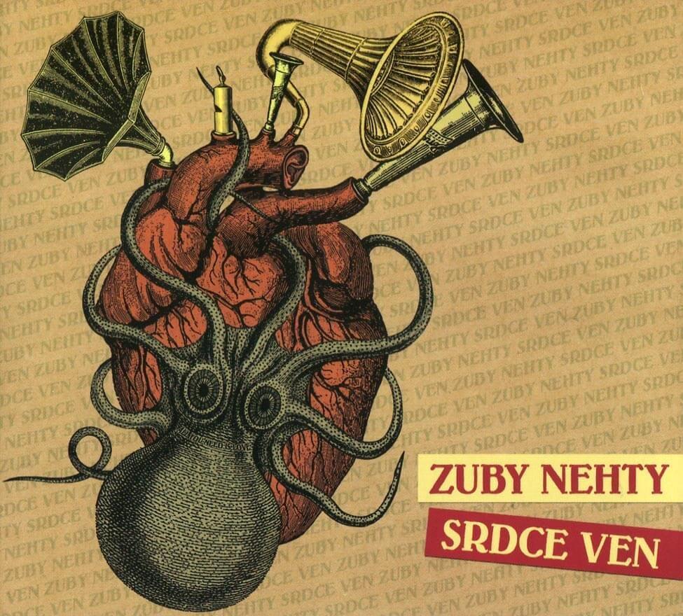 Zuby nehty - Srdce ven (CD)