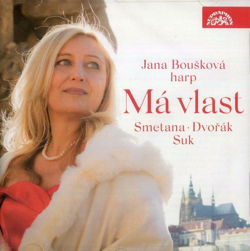 Má vlast - Smetana, Dvořák, Suk, Jana Boušková (CD)