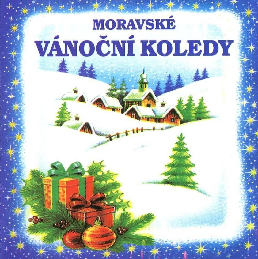 Moravské vánoční koledy (CD)