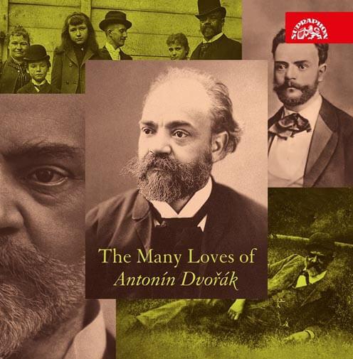 The Many Loves of Antonín Dvořák (3 CD)