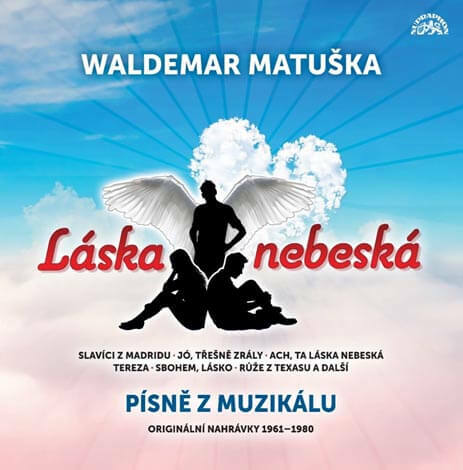 Waldemar Matuška - Láska nebeská, Písně z muzikálu, Originální nahrávky (1961-1980) (2 CD)