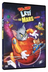 Tom a Jerry letí na Mars - edice Tom a Jerry (DVD)