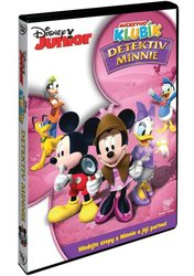 Disney Junior: Mickeyho klubík - Detektiv Minnie (DVD)