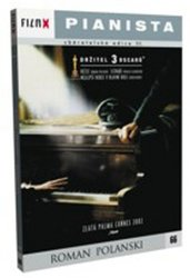 Pianista (DVD) - edice Film X