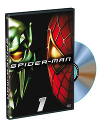 Spider-Man - 1xDVD